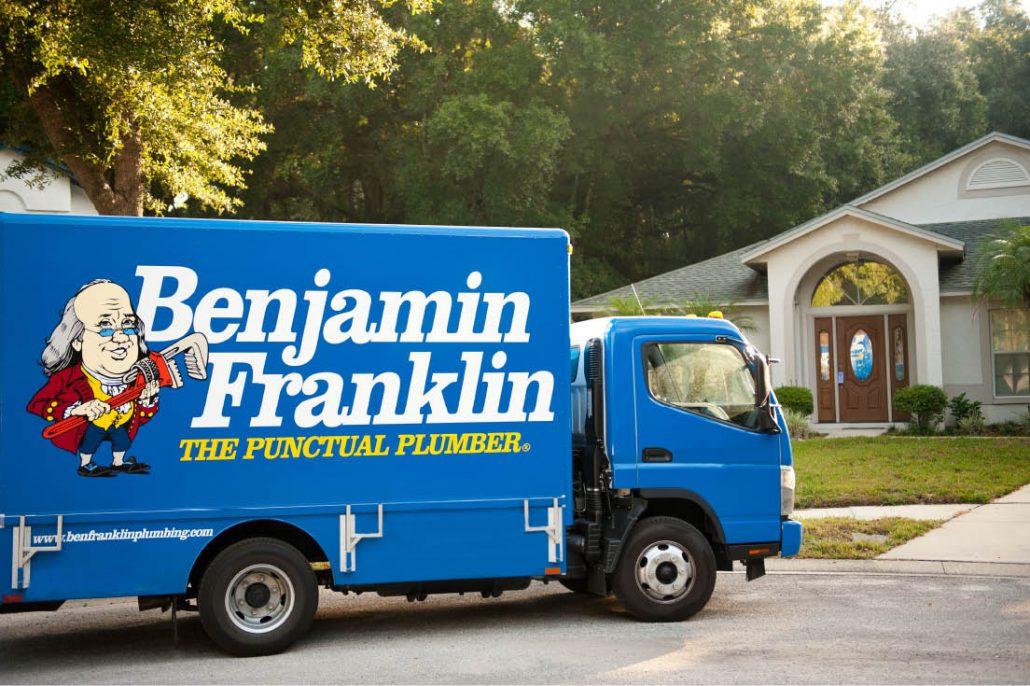 franklin of benjamin image contact needs ben maintenance all for phoenix plumbing your